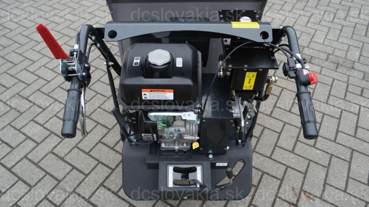 Dumper minisplápěč SN62