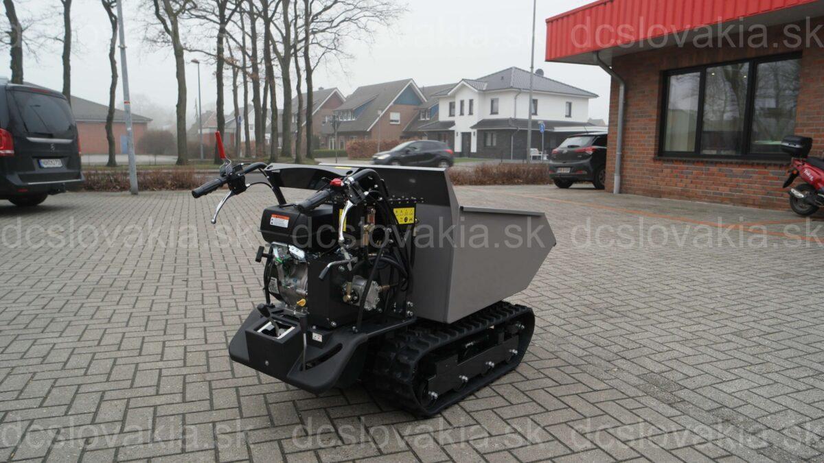 Dumper minisplápěč SN62 strojeprodej.cz