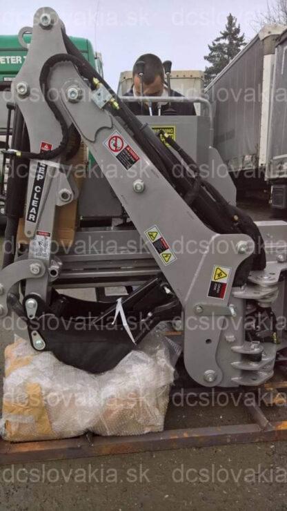 SN3 podkop za malotraktor, bagger strojeprodej.cz (3)