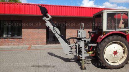 SN3 podkop za malotraktor, bagger strojeprodej.cz (5)