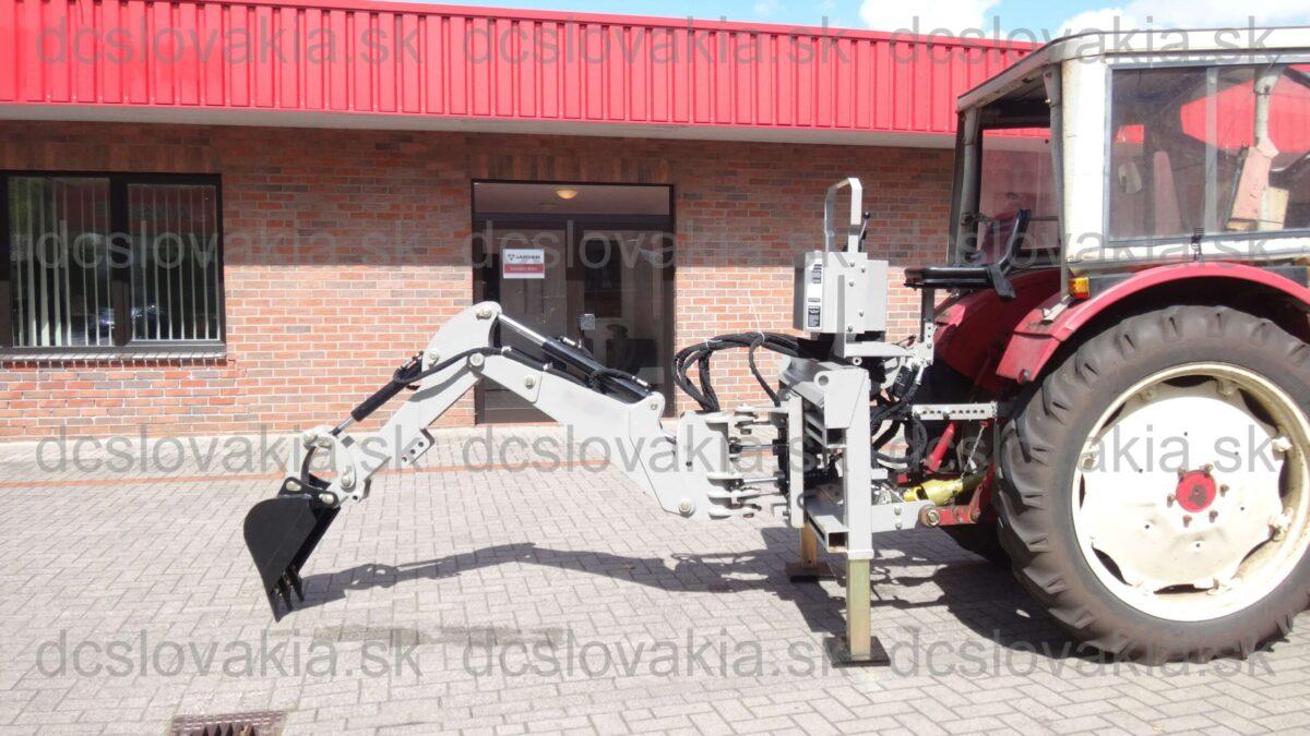 SN3 podkop za malotraktor, bagger strojeprodej.cz (6)